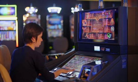 Four Issues You Have Got In Widespread With Online Casino